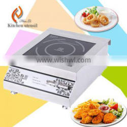 Good quality 220V 5000w kitchen appliance Commercial induction cooker with circuit board H50PM