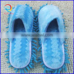 Clean Chenille Slipper