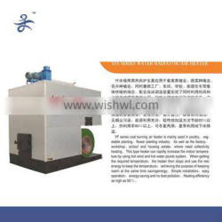 Greenhouse Water Heating System