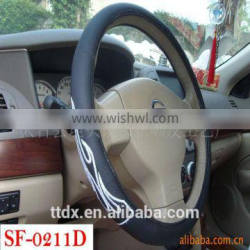 Heated Cooled Car Steering Wheel Cover
