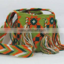 Green And Orange Color Sgh Reference Bags