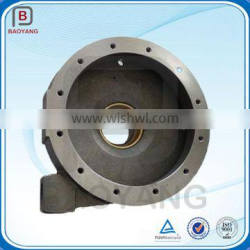 Quality products machinery parts high precision cast iron foundry
