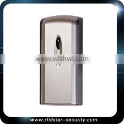 Champagne color ABS material 125Khz or 13.56Mhz access control reader