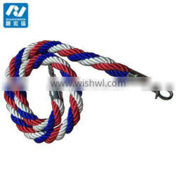 Braided Rope 1.5 Meter Length stanchion rope