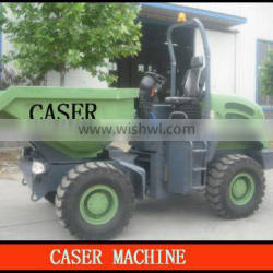 site dumper for Europe Union market with CE