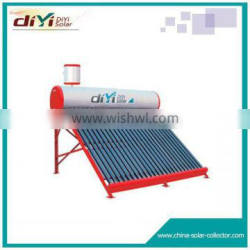 200L China rooftop solar water heaters with assistant tank