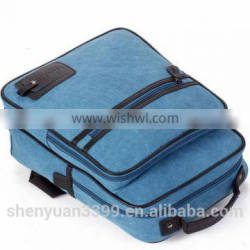 Hottest Design Durable Fashion High Quality Canvas Waterproof Backpack in 2015