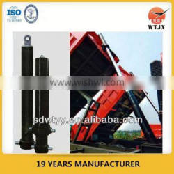front-pushed telescopic hydraulic cylinder for 30 ton dump truck