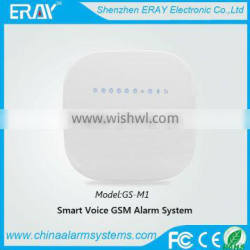 M1 GSM alarm system made in china smartphone fire alarm system