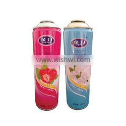 Empty liquid room air freshener and tin aerosol can made in china