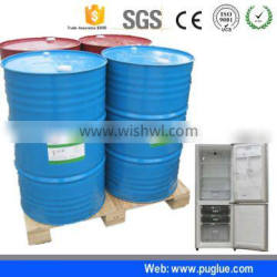 Double Component pu Polyurethane liquid Refrigerator raw material for cold storage container cold room