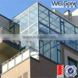 AS/NZS2208 double glazing glass in building glass
