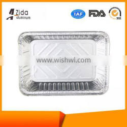 Direct Factory Price top quality 6'' aluminum foil cooking container