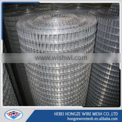"""Hot Dipped Galvanized 3/4""""inch galvanized welded wire mesh"""