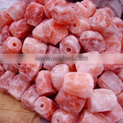 Organic Himalayan salt licks enriched with 84 minerals for horses and live stock