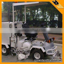 Small-size Driving Type Two-Component Road Marking Machine