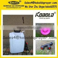 16L knapsack agriculture electric operated sprayer