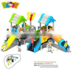Cheap Playhouses For Kids Theme Park Outdoor Playground Items