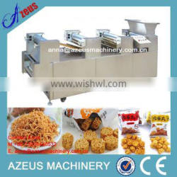 Automatic noodle snack food forming machine/noodle ball making machine