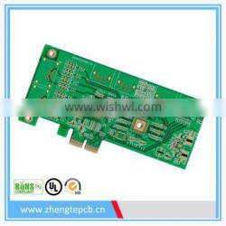 Price for circuit board lcd lvds control board shenzhen pcb new