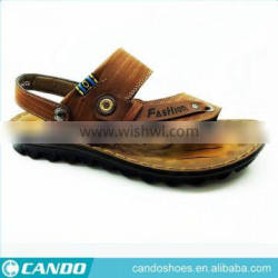 2014 New Design Cheap Wholesale Men Sandals And Slippers