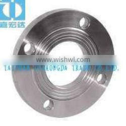 "0.75"" standard ANSI forged flange with serrated face"
