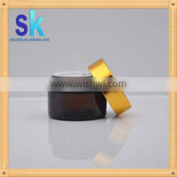 2015 hot selling cosmetic glass jar factory price