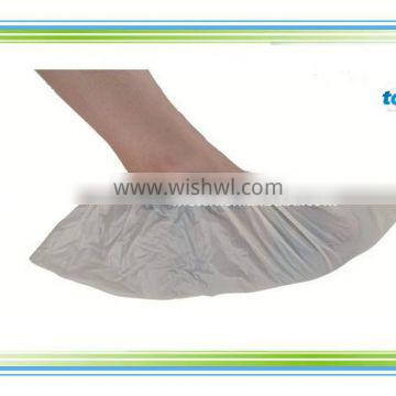New design disposable isolation gown pvc shoe cover for wholesales
