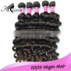 Newest 2014 7A High quality Natural Wave Cheap Factory price 100 european remy virgin human hair weft
