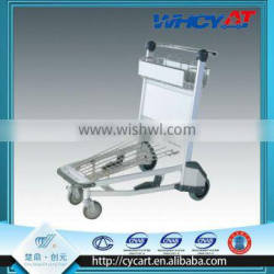 Best Selling Trade Assurance high quality handle brake airport trolley