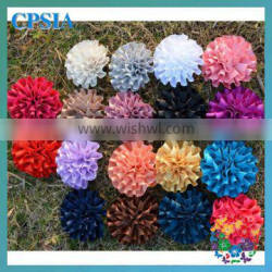 Fabric Flower For Dress Or Clothes Decoration