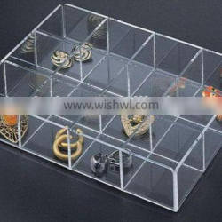 Top quality Cheapest cube acrylic fruits tray