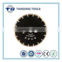 Segmented Marble Dry Saw Blade