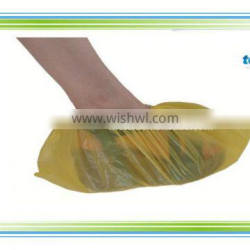 Hot selling non woven shoe cover disposable isolation gown with great price