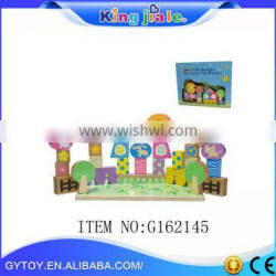 High qulity baby toys wooden intelligence stick education wooden toys