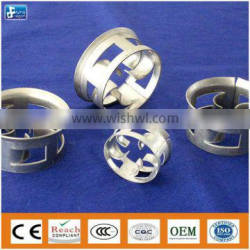 Metal cascade mini rings,low cost random tower packing,chemical tower packing