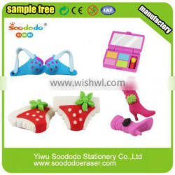 Collectible Girls Eraser For Promotion