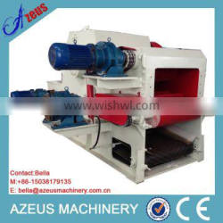 Compact Drum Tree Branch Chipper