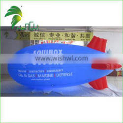 Top Quality Outdoor Inflatable Blimp Airship / Inflatable Customized Attractive Multifunction Blimp Airship For Advertising