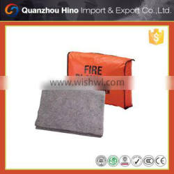 Fire Blanket made from fiber glass fire blanket price