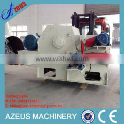 Electric Wood Chipper In Papaer Making Industry