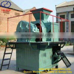 China smithing charcoal briquette ball press machine
