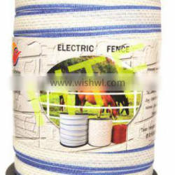 Electric sheep fence polytape avaiable in 200m 400m 800m rolls
