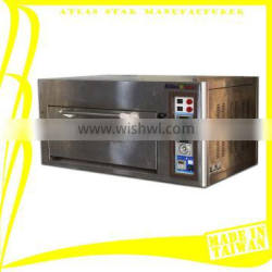 The new gas oven for bread/pizza/cake.etc