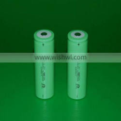Dison 1.2V ni-mh AA type Rechargeable Battery with 1600mAh