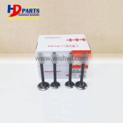 Diesel Engine Spare Parts Inlet And Exhaust Valve For 4TNE88 4TNV88