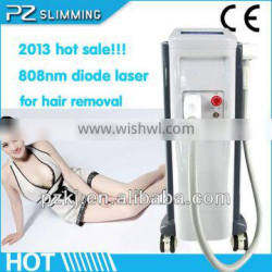 2016 new design Portable salon machine 808nm diode laser hair removal from PZ laser slim factory PZ606/CE(hot in USA)