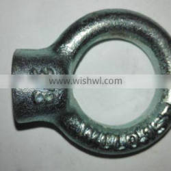 carbon steel lifting DIN582 ring nut