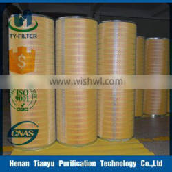 filter for air used in industry