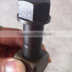 Track Shoe Bolts Nuts for Excavator Part